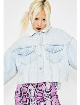 Stay Stuntin' Denim Jacket by Wildcat