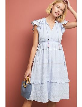 Cronulla Textured Midi Dress by Dolan Left Coast