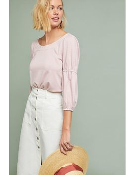 Andaman Peasant Top by Pleione