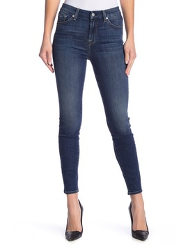 Ankle Gwenevere High Rise Skinny Jeans by 7 For All Mankind