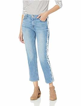 Paige Women's Noella Straight Jeans by Paige