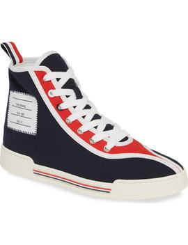 High Top Sneaker by Thom Browne