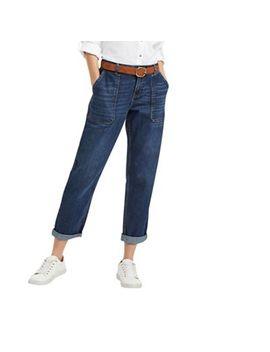 Oasis   Dark Wash 'sophie' Carpeter Jeans by Oasis