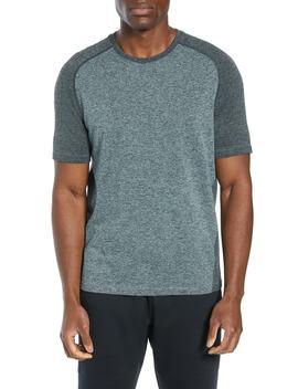 Seamless Raglan T Shirt by Zella