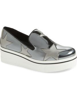 Binx Stars Platform Sneaker by Stella Mccartney