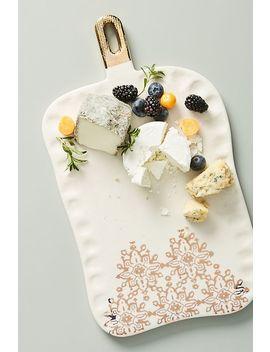 Austen Cheese Board by Anthropologie