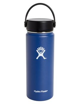 18 Ounce Wide Mouth Flex Cap Bottle by Hydro Flask