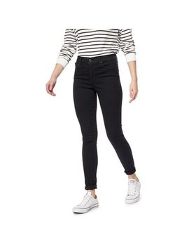 Levi's   Black '310' Shaping Super Skinny Jeans by Levi's