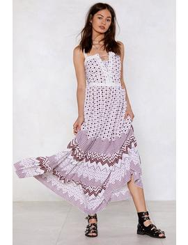 Pull An Act Lace Up Dress by Nasty Gal