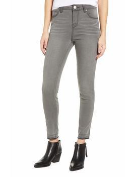 High Waist Ankle Skinny Jeans by 1822 Denim