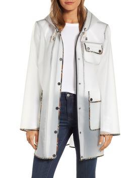 Manzanita Hooded Rain Jacket by Pendleton