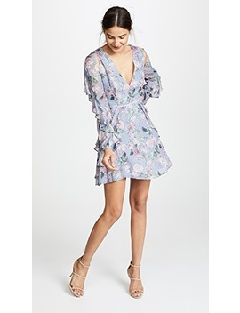 Here & Now Mini Dress by La Maison Talulah