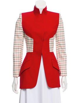 2017 Wool Blend Jacket W/ Tags by Alexander Mc Queen