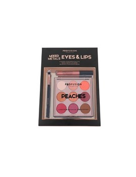 Profusion Cosmetics Mixed Metals Peach Kit   11.5oz by Profusion