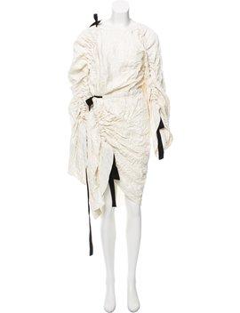 2018 Multi Drawstring Dress by Rosetta Getty