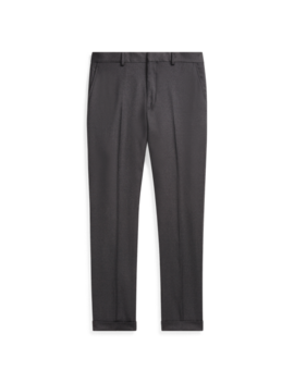 Slim Fit Wool Twill Trouser by Ralph Lauren