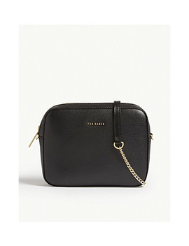 Leather Camera Bag by Ted Baker