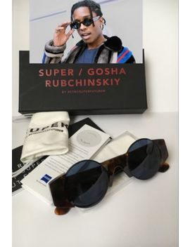 Super Retrosuperfuture Gosha Rubchinskiy I Blue Sunglasses Asap Rocky A$Ap by Retrosuperfuture