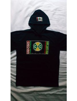 Vintage 90s Cross Colours Hoodie | Post Hip Hop Nation Unisex Sz M/L (2) by Etsy