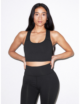 Forward Racerback Bra by American Apparel