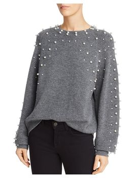 Nilania Embellished Sweater by Joie