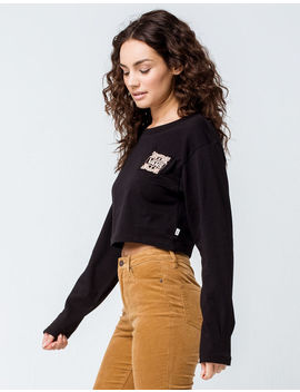 Vans Cali Native Womens Crop Tee by Vans