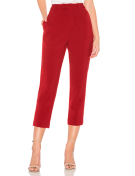 Rosey Cropped Pant by Line & Dot