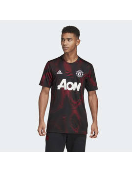 Manchester United Home Pre Match Jersey by Adidas