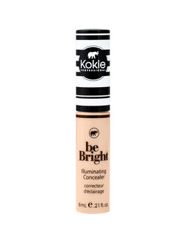 Kokie Professional Be Bright Illuminating Concealer, Fair by Kokie Cosmetics