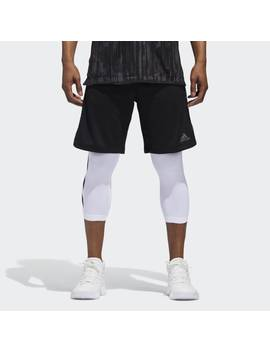 Electric Two In One Shorts by Adidas