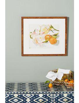 Kumquat Wall Art by Artfully Walls