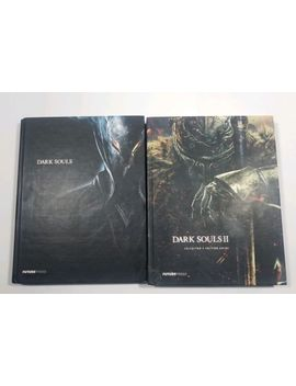 Dark Souls I & Ii  1 And 2 Collector's Edition Strategy Guide Future Press (Lt7) by Ebay Seller