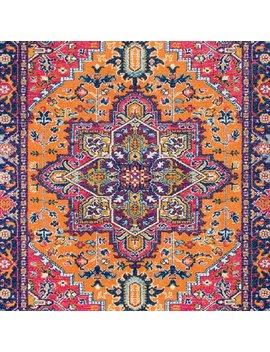 Nu Loom Persian Medallion Area Rug by Nuloom