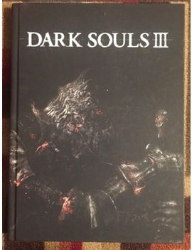 Dark Souls Iii Hardback Official Strategy Game Guide by Ebay Seller