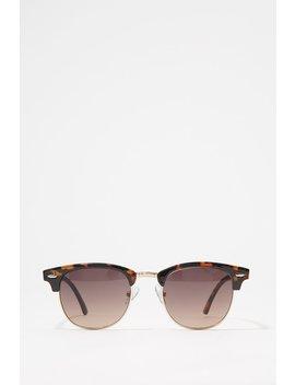 classic-half-rim-sunglasses by urban-planet