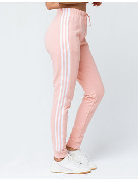 Adidas Regular Tp Cuff Light Pink Womens Sweatpants by Adidas