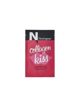 Neutrogena Collagen Kiss Collagen Infused Lip Mask, With Vitamin E And Vitamin C For Smooth And Supple Lips, Single Use Moisturizing Lip Treatment, 0.1 Oz by Neutrogena
