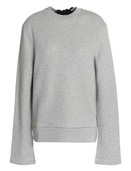 Cotton Terry Sweatshirt by Joseph