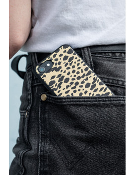 Leopard Print I Phone Case by Brandy Melville