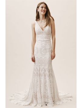 Peoria Gown by Bhldn