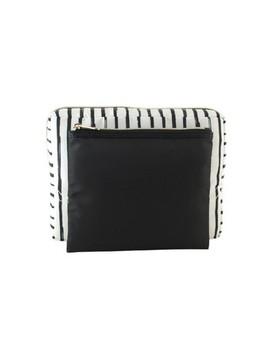 Sonia Kashuk™ Organizer Makeup Bag Set Black/Stripe   2pc by Shop This Collection