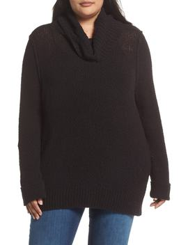 Cuff Sleeve Sweater by Caslon®