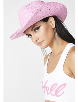 Moonshine Magic Cowgirl Hat by Something Special Hat