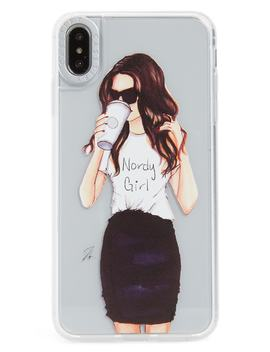 Nordy Girl Grip I Phone X/Xs, Xr, X Max Case by Casetify