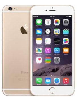 Apple I Phone 6 Plus   64 Gb   Gold (Unlocked) A1522 (Cdma + Gsm) by Ebay Seller