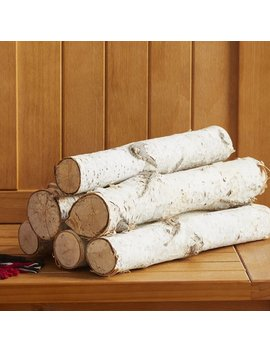 Harrietta Birch Log Bundle Décor by August Grove