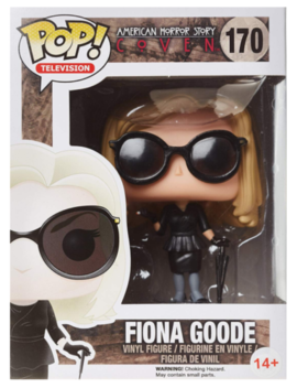 Funko Pop! American Horror Story Coven Fiona Goode #170   Vaulted   Nib by Funko