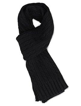 Sakkas Ellington Unisex Knit Scarf by Sakkas