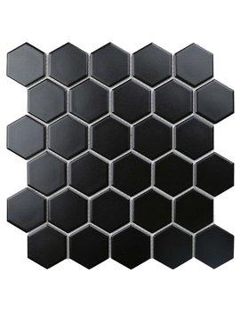 Value Series Hexagon 2 X 2 Porcelain Mosaic Tile by Ws Tiles
