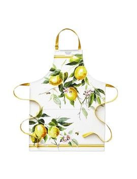 Painterly Citrus Apron by Williams   Sonoma